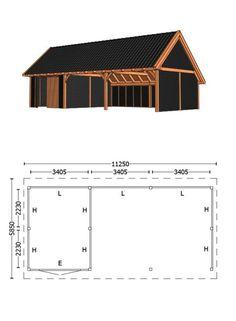 Backyard Pavilion, Shop Plans, Stables, Planer, Sweet Home, Workshop, How To Plan, Sheds, Storage