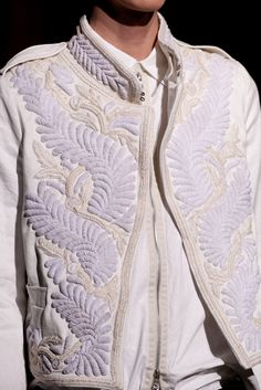 Dries Van Noten | Fall 2011 Menswear Collection | Style.com