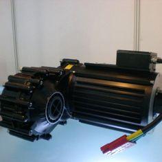 BRUSHLESS DC EV MOTOR W/GEARBOX
