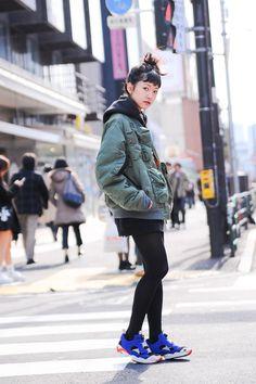 あわつ まい | ストリートスタイル・スナップ | ファッションプレス