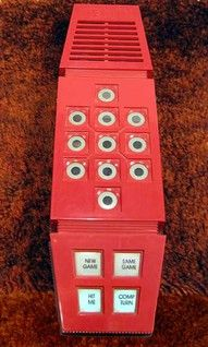 does anyone remember this 80's toy?  It was in the shape of a phone but I couldnt remember what the buttons did
