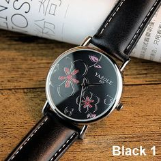 38mm - Ladies YAZOLE Wrist Watches Fashion Rose Gold