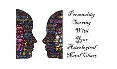 Personality Scoring by Natal Chart