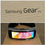 The Samsung Gear Fit