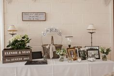Elinor and Sean's Beautiful DIY Village Hall Wedding. From Paul Joseph Photography
