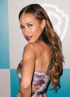 Dania Ramirez looks exotic and stunning with this long, curled brown hairstyle. She adds an accent down her part for Indian-inspired beauty Beautiful Gorgeous, Most Beautiful Women, Dania Ramirez, Hair Photo, Hair Looks, New Hair, Brown Hair, Hair Inspiration, Curls