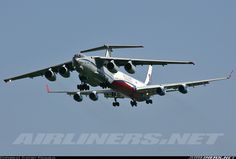 Ilyushin Il-76MD-90 - Russia - Air Force   Aviation Photo #1263438   Airliners.net