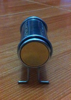 diy alcohol stove from aluminiun tube