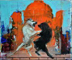 Nikos Christoforakis artwork