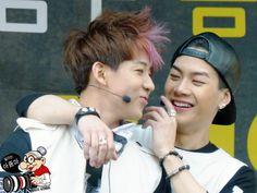 Jackson & BamBam