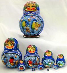 Russian Arts & Crafts, Alaskan Collectibles, Antiques. High quality and large selection since 1980. Artist Elena Khomenko.