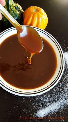 Weltbeste Salted Caramel Sauce #caramel, #sauce, #saltedcaramel, #dessert, #caramelsauce, #salzkaramell,