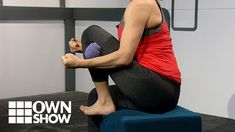 Do your knees feel creakier than then used to? Jill Miller has the stretch for you that will loosen up your knees immediately.