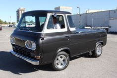 Ford Econoline Truck