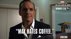"""S2 Ep4 """"Face My Enemy"""" - A true detective! #AgentsofSHIELD"""
