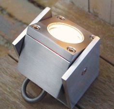 """Small: LED spots """"Noxlite Garden Spot"""" from Osram – Figure 33 - Beleuchtung Contemporary Outdoor Lighting, Outdoor Lighting Landscape, Yard Lighting, Lighting Ideas, Water Plumbing, Royal Botania, Led Spots, Spot Led, Animal Room"""