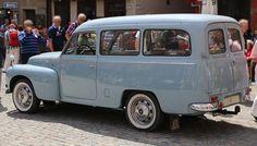 """1965 Volvo P210 """"Duett"""" 21134 E"""