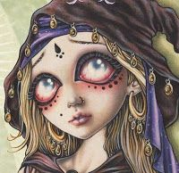 ♦◊.。.·:★•* Victoria Francés World *•★:·.。.◊♦: Galería Misty Circus 2. La noche de las Brujas