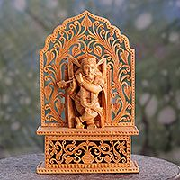 Krishna's Song of Love from @NOVICA, They help #artisans succeed worldwide.