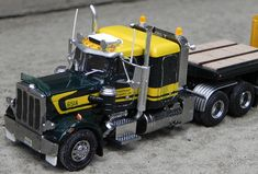 International Transport Peterbilt 359 Truck Tractor