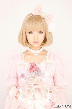 Lolita wig - prisila