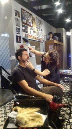 Corte de cabelo masculino - Paola Gavazzi