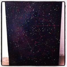 """""""STARS"""" Spray su legno"""