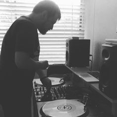 Happy to be using the tables again  #australia #sydney #runthetrap #soundcloud #producer #dope #selfie #memories #funtimes #dj #pioneerdj #toturntup #stantondj #scratching #turntable #turntablism #vinyl #blackandwhite #weekday #trap #squad #edm #realtrapshit #ortofon by thylvesyd http://ift.tt/1HNGVsC