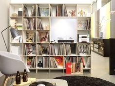 LP shelf Bochum