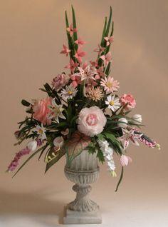 Flower Arrangement #536 by Christine Dell'Anna