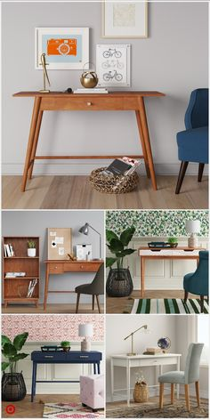 Shop Target for computer desk you will love at great low prices. Free shipping on orders of $35+ or free same-day pick-up in store. Diy Home Decor, Room Decor, Buy Desk, Coaster Furniture, Writing Desk, Repurposed Furniture, Interior Design Kitchen, Home Furnishings, Free Shipping