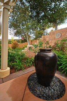 Our expert landscape designers make sure that you get green backyard with a world-class and unique design in Santa Barbara