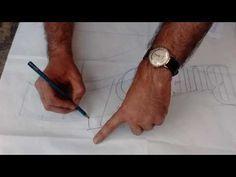 Tutorial filete porteño Cintas plegadas - YouTube Leaf Drawing, Youtube, Lettering, Handwriting, Videos, Home, Woven Blankets, Hand Art, Lyrics