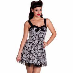 Hell Bunny Avalon Mini Dress image 1