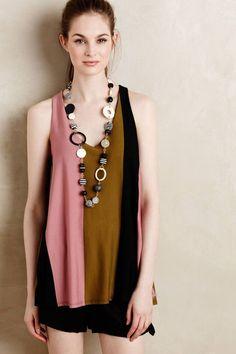 Delara shirt stretch-Jersey Orange Hilco 50 cm au mètre tissu substances coudre