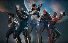 Multiplayer Sci-fi Shooter From Other Suns Open Beta Weekend Begins