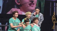 Onew, Jonghyun, Key, Minho and Taemin Japan I'm your boy 2014