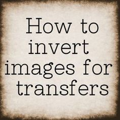 How to Invert Images in Paint Mirror