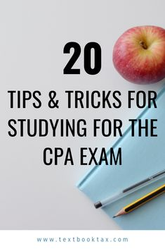 I want to share valuable tips for conquering the CPA exam. Every CPA candidate will benefit from knowing these 20 CPA exam tips. Tips on how to plan for the CPA test, tips on how to study for the CPA exam, and tips on what to expect during the CPA test. Cpa Test, Cpa Exam, Exam Study Tips, Exams Tips, Study Board, Board Exam, Cpa Review, Accounting Student, Exam Motivation