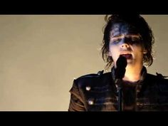 WATCH THIS this has to be the most beautifully amazing video of gerard way singing that i've ever seen. SO DO IT. YOU WILL THANK ME.