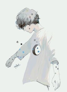 Uploaded by T H U. Find images and videos about boy, art and anime on We Heart It - the app to get lost in what you love. Character Art, Character Concept, Concept Art, Character Design, Anime Boys, Manga Art, Anime Art, Character Illustration, Illustration Art