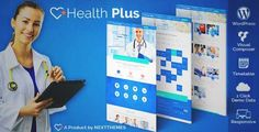 Download and review of Health Plus – Health & Clinic WordPress Theme, one of the best Themeforest Retail themes