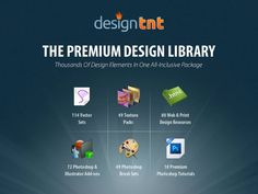 The Premium Design Library  - Thousands Of Design Elements In One All-Inclusive Package