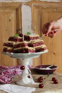 Parfait, Tiramisu, Food Photography, Bakery, Food And Drink, Sweets, Cookies, Ethnic Recipes, Linz