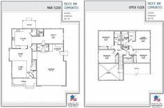 Nas whidbey island saratoga heights neighborhood 4 for Whidbey house plan