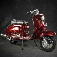 Norrie Kerr (@vespa_lc1) | Twitter Scooters Vespa, Scooter 50cc, Lambretta Scooter, Scooter Motorcycle, Motor Scooters, Triumph Motorcycles, Chopper, Motos Retro, Vespa Vintage