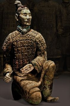 """Houstonians have less than eight weeks left to view the """"Warriors, Tombs and Temples: China's Enduring Legacy"""" exhibition."""
