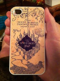 harry potter! Love this phone case