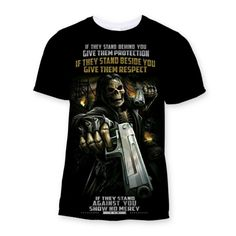 No Mercy Limited Edition Sublimation T-Shirt