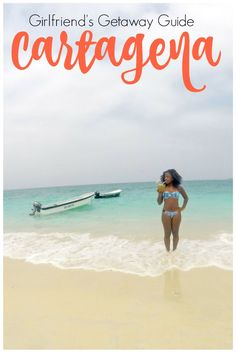 Heading to Cartagena, Colombia? Check out this Girlfriend's Getaway to make the most of your trip to the city. Includes things to do, eat, and see!